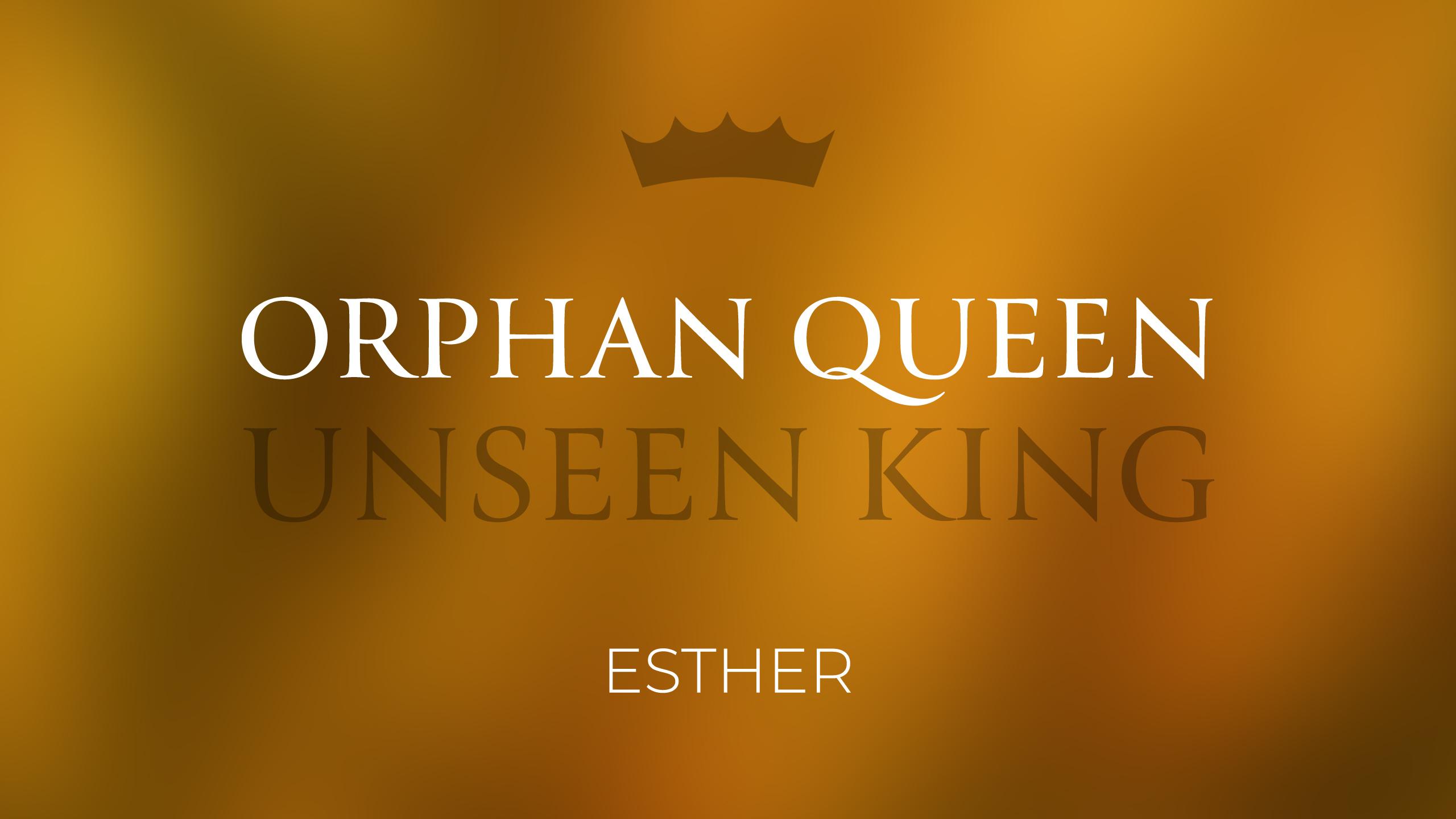 Esther Sermon Series
